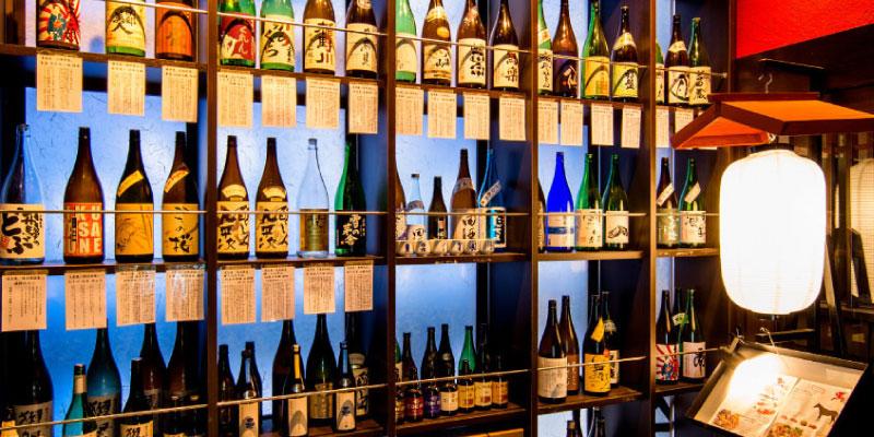 約35種の日本酒も!内容充実のプレミアム飲み放題