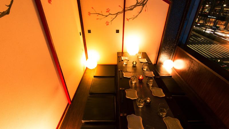 赤坂見附の夜景を望む宴を…【100名様まで 店貸切】
