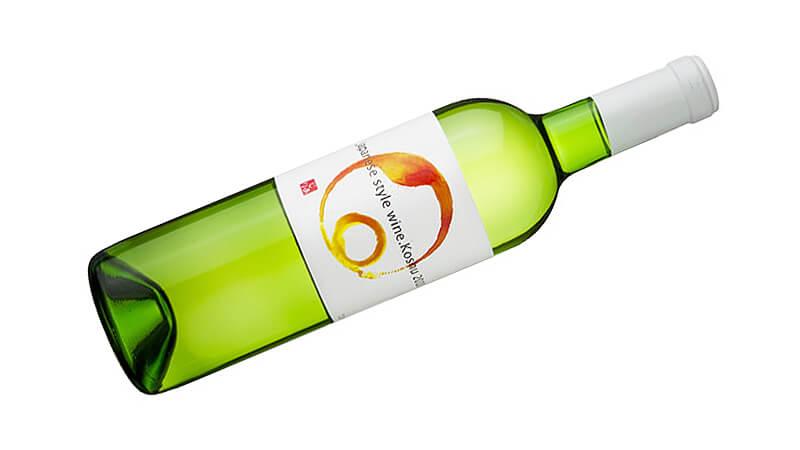 アルプスワイン ジャパニーズスタイル 甲州 2015