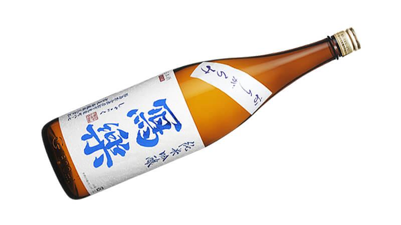 寫楽 純米吟醸 おりがらみ 生酒