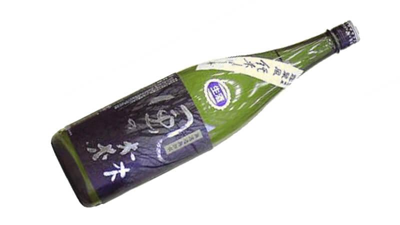 風の森 露葉風70% 純米しぼり華 無濾過無加水 生酒