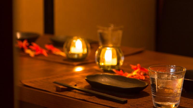 ゆったりテーブル席【2~6名様用 個室】