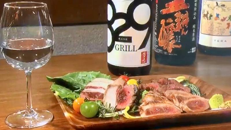 日本酒やワインも多数取り揃えてます!