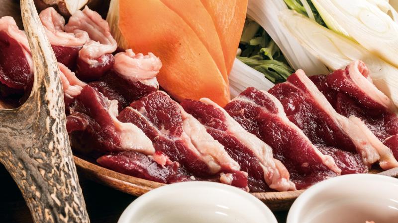 生活習慣病の予防に!【猪肉】