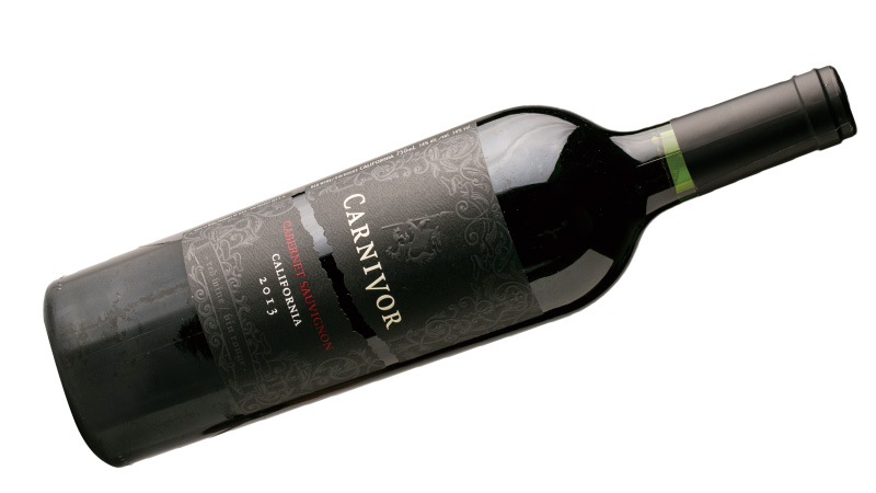 肉専用 黒ワイン カーニヴォ