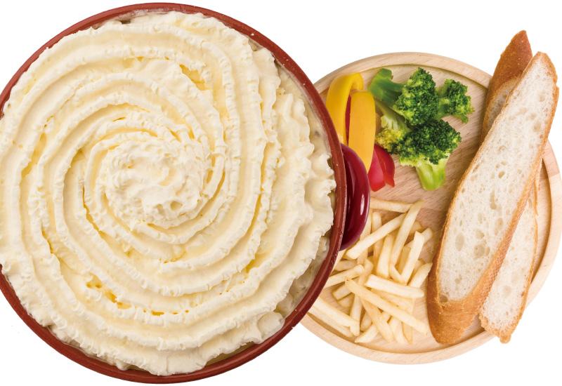 クセになる新食感!『ふわふわチーズ鍋』