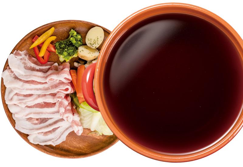 燻製醤油鍋