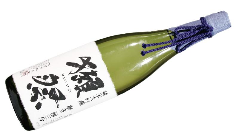 <純米大吟醸部門/銀賞受賞>獺祭 純米大吟醸 磨き二割三分