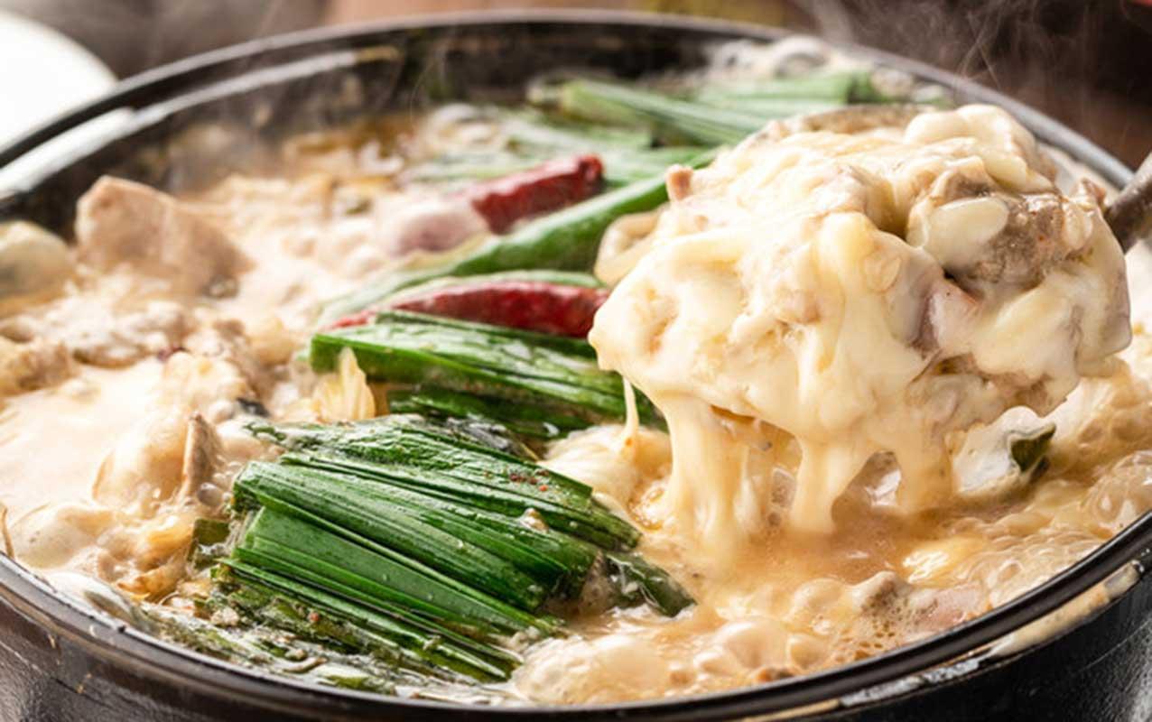 チーズと燻製を楽しむ!メインは話題のしびれ鍋も選べる