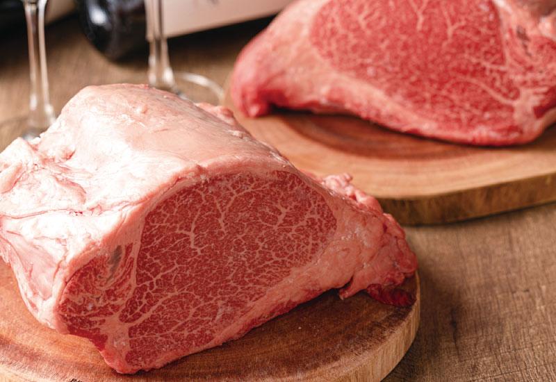 幻の極上肉「シャトーブリアン」