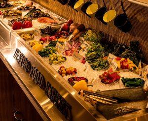 個室 肉バルVS魚バル DESIGN FOOD MARKET 名古屋駅店 素材マーケット
