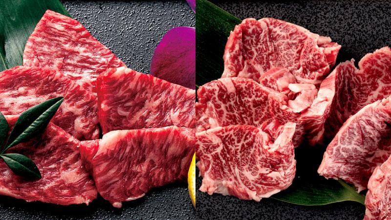 口中が幸福になる旨みが凝縮された上質な肉