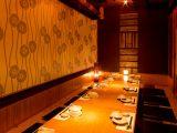 和の情緒あふれる個室で、産直鮮魚と日本酒!宴会のススメ~個室ほろり 火と月の間に 浜松町・大門店~