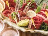 馬肉に合わせる日本酒&ワインはコレだ!~個室居酒屋 馬に魚に 赤坂見附店~